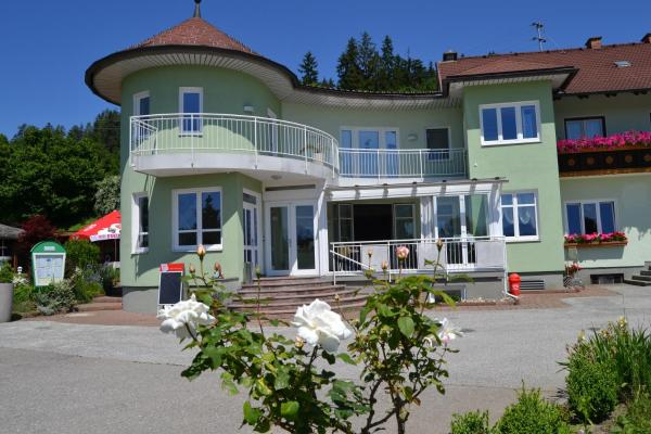 Hotellikuvia: Pension Karawankenblick, Moosburg