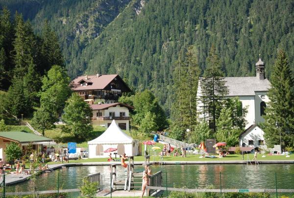 酒店图片: Ferienwohnung Pension Tirol, 比荷巴赫