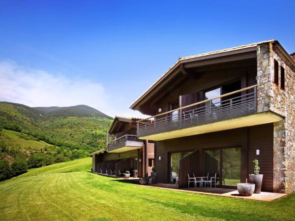 Hotel Pictures: Hotel Rural-Spa Resguard Dels Vents, Ribes de Freser