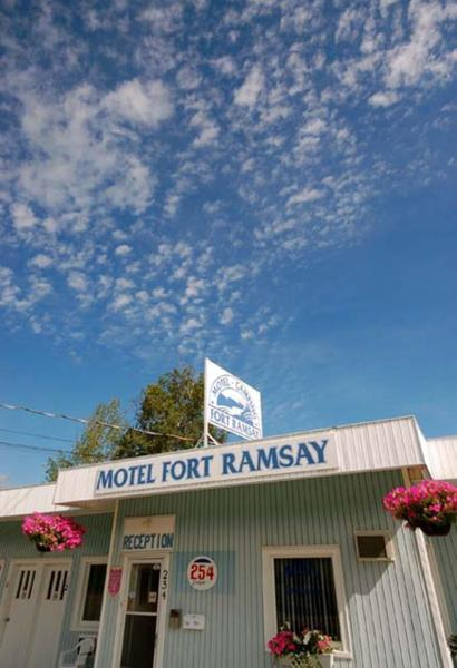 Hotel Pictures: Motel & Camping Fort Ramsay, Gaspé
