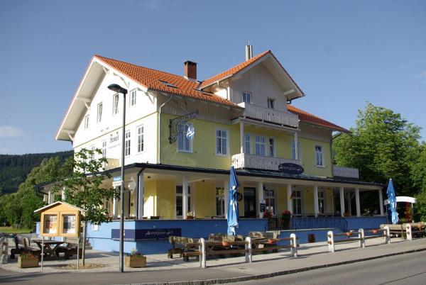 Hotel Pictures: Hotel Garni Ammergauer Hof, Oberammergau