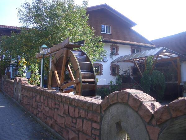 Hotel Pictures: Zur Mühle, Mörlenbach