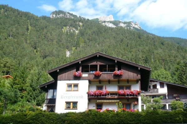 Hotellikuvia: Haus Bergfreund, Maurach