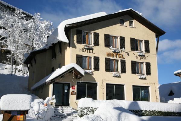 Hotel Pictures: Hôtel Le Glacier, Gourette