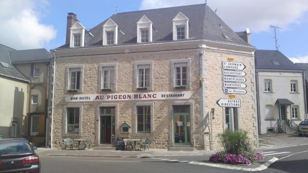 Hotel Pictures: , Andouillé