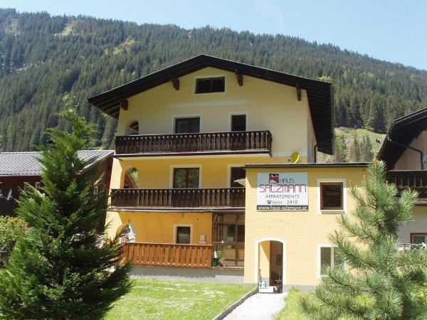 Fotografie hotelů: Haus Salzmann, Bad Gastein