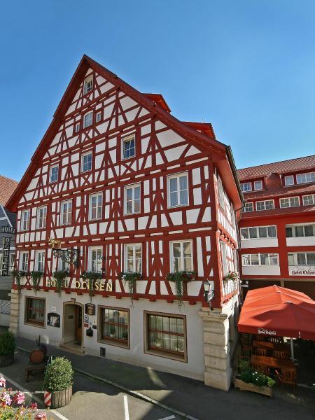Hotel Pictures: Ochsen, Blaubeuren
