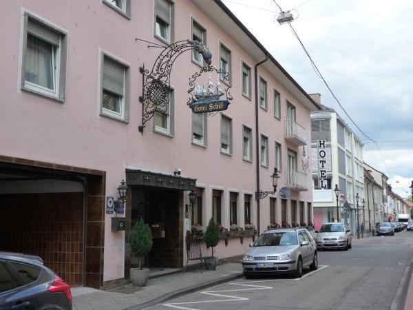 Hotelbilleder: Hotel zum Schiff, Rastatt