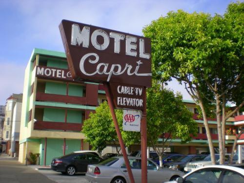 Hotellikuvia: Motel Capri, San Francisco