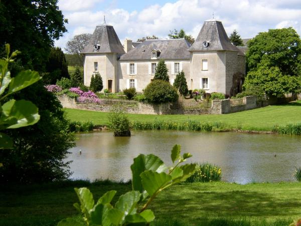 Hotel Pictures: Manoir de la Queue Du Renard, Tracy-Bocage