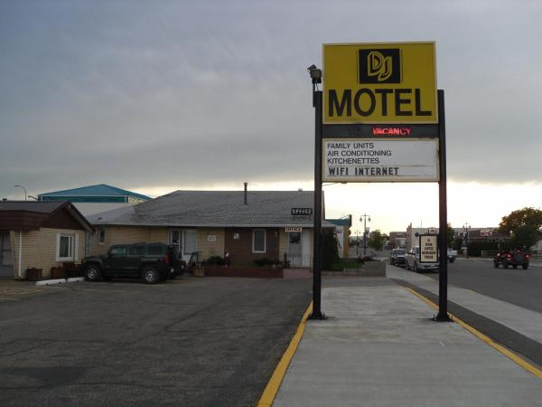 Hotel Pictures: DJ Motel, Fort Macleod
