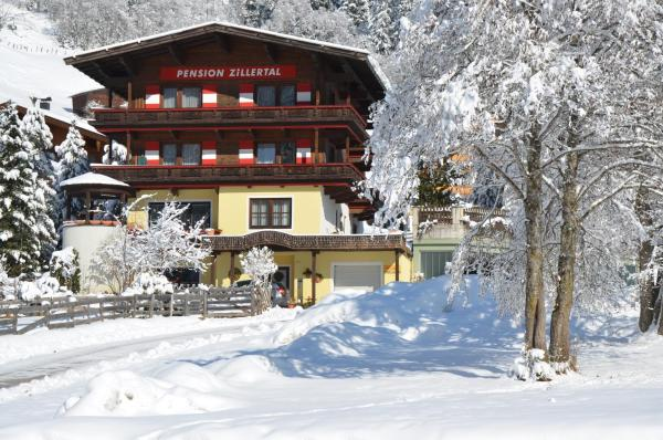 Fotografie hotelů: Pension Zillertal, Gerlos