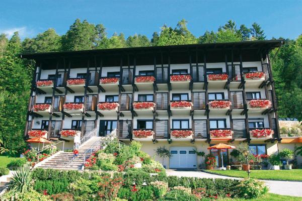 酒店图片: Hotel Garni Frühstückspension Neff, 沃尔特湖畔韦尔登