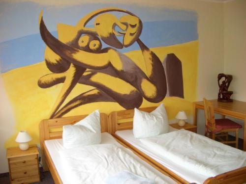 Hotel Pictures: Pension Am Stadtpark, Grimmen
