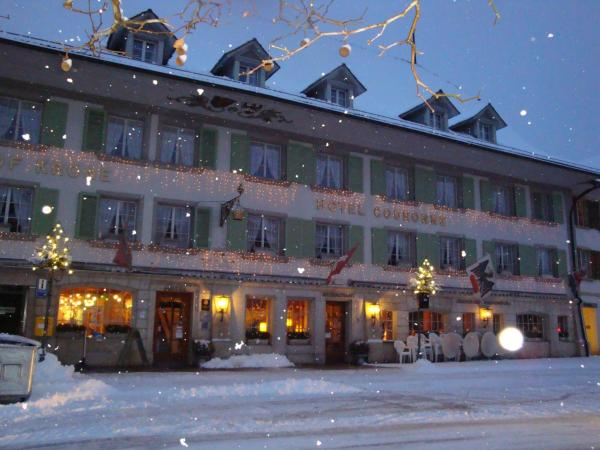 Hotel Pictures: , Aarberg