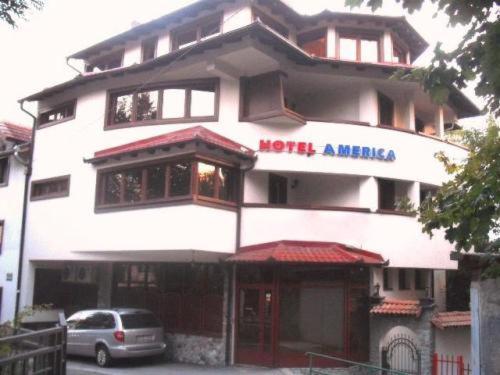 Zdjęcia hotelu: Hotel America, Sarajewo