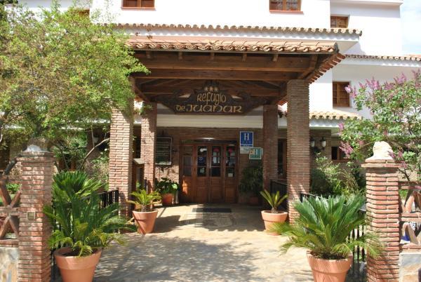 Hotel Pictures: Refugio de Juanar, Ojén