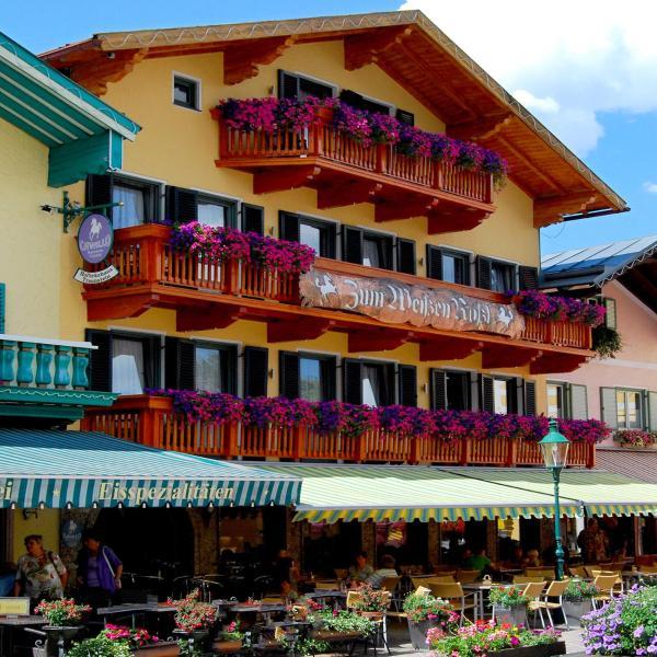 Hotellikuvia: Gasthof Weißes Rössl, Abtenau