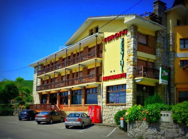 Hotel Pictures: Hotel Europa, San Roque del Acebal