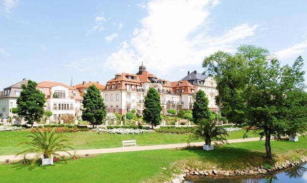 Hotelbilleder: Hotel Residenz am Rosengarten, Bad Kissingen