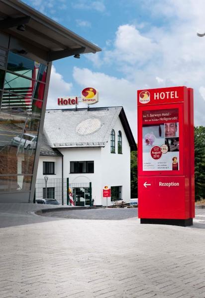 Hotel Pictures: Serways Hotel Heiligenroth, Montabaur