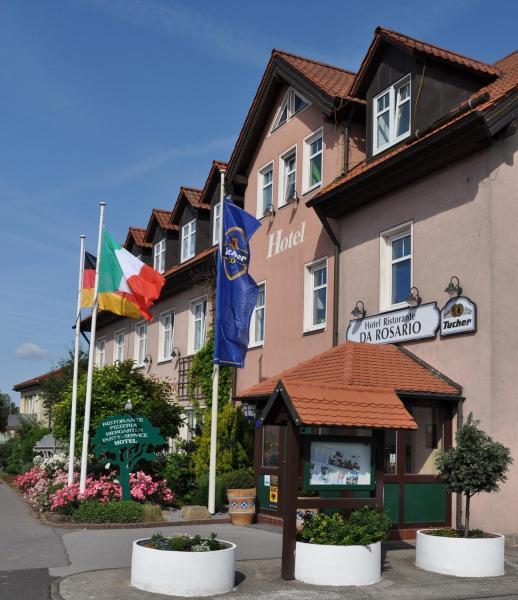 Hotelbilleder: Hotel da Rosario, Bad Neustadt an der Saale