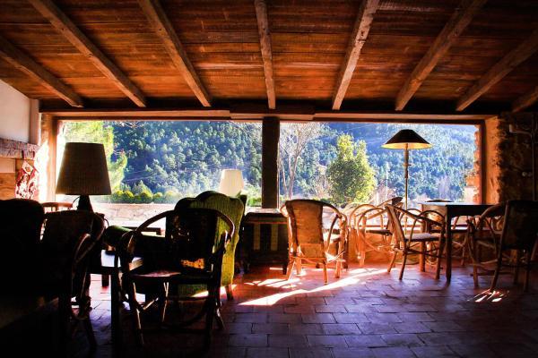 Hotel Pictures: Hotel Rural Cortijo Puente Faco, Riópar