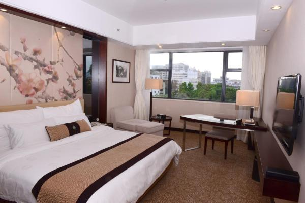 Superior King Room with Garden View