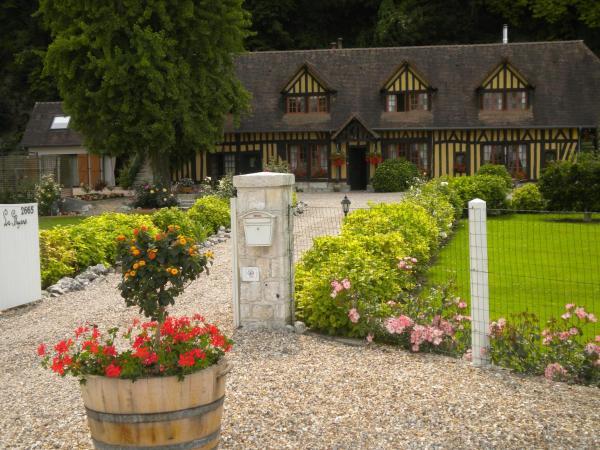 Hotel Pictures: La Glycine, Le Mesnil-sous-Jumièges