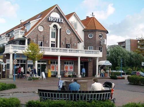 Hotel Pictures: Hotel Leuchtfeuer, Horumersiel