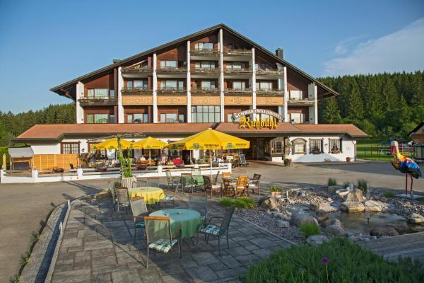 Hotelbilleder: Schwarzwaldhotel Ruhbühl, Lenzkirch