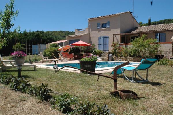 Hotel Pictures: L'Habitarelle, Félines-Termenès