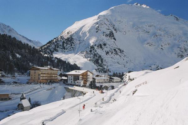 ホテル写真: Hotel Alt Vent Tyrol, Vent