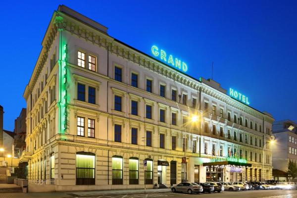 Fotografie hotelů: Grandhotel Brno, Brno