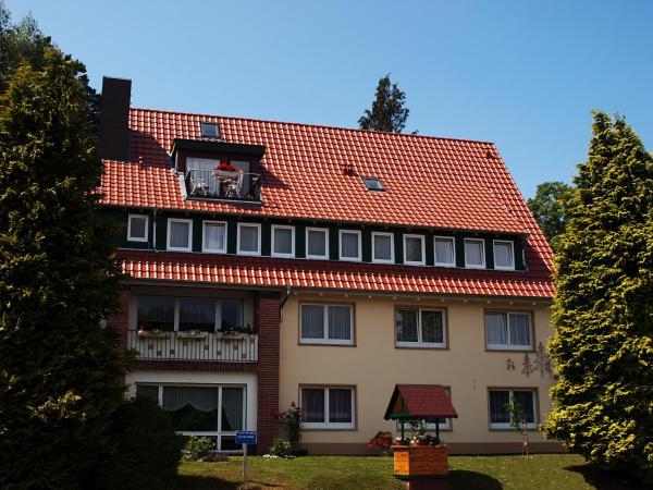 Hotelbilleder: Pension Volkert, Bad Sachsa