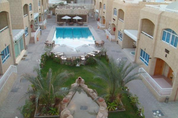 Fotografie hotelů: Verona Resort, Sharjah