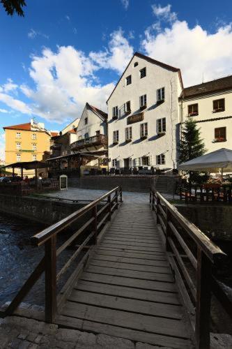 Fotografie hotelů: Hotel Edward Kelly, Český Krumlov