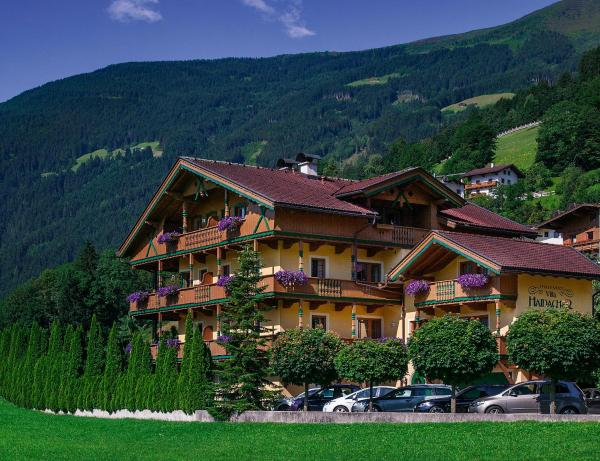 Hotellikuvia: Relax & Lifestyle Apartments & Suites Villa Haidacher, Zell am Ziller