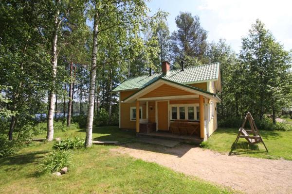 Hotel Pictures: Mäkelän Lomatuvat Cottages, Korkeakoski
