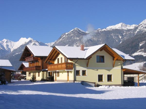Fotos do Hotel: Land- und Appartementhaus Pircher, Aich