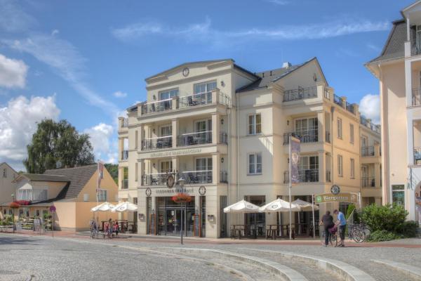 Hotelbilleder: SEETELHOTEL Ostseeresidenz Heringsdorf, Heringsdorf