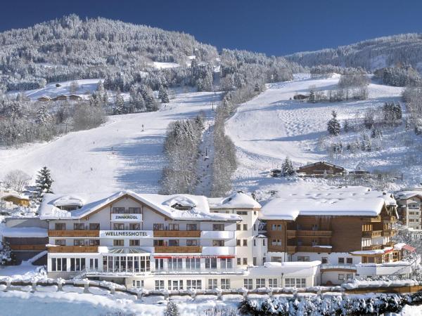 ホテル写真: Hotel Zinnkrügl, ザンクト・ヨーハン・イム・ポンガウ