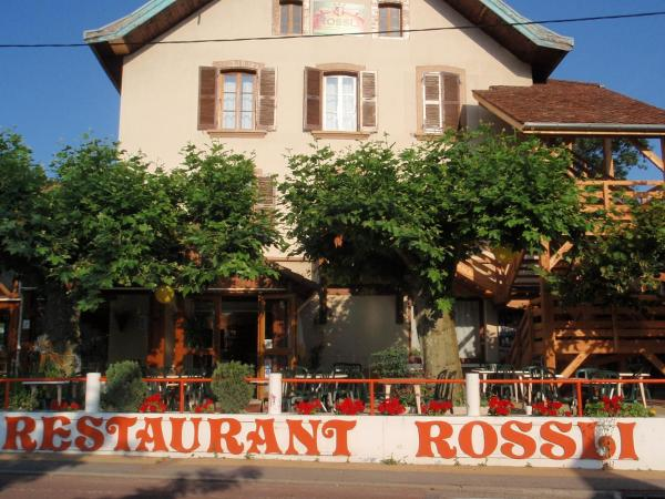 Hotel Pictures: Rossli, Charavines