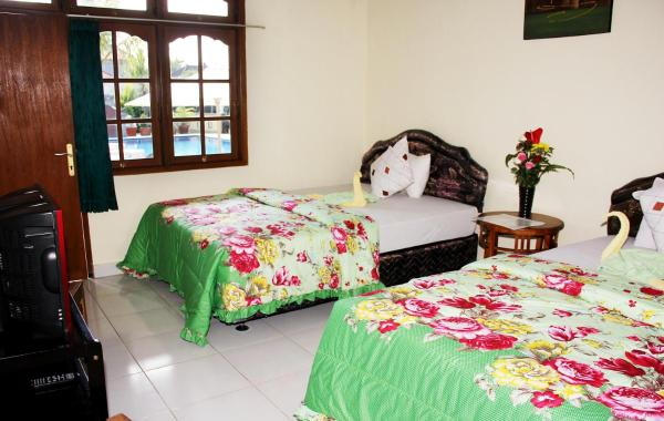 Standard Single Room with Garden View