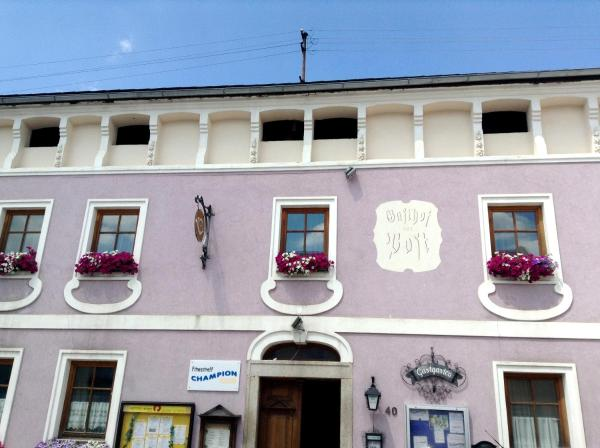Fotografie hotelů: Gasthof zur Post, Sankt Oswald bei Freistadt