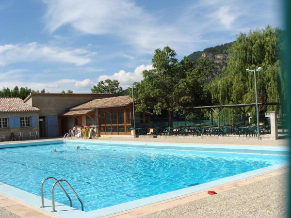 Hotel Pictures: Camping Les Foulons, Luc-en-Diois