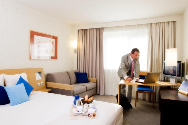 Superior Room with One Double Bed & One Sofa Bed