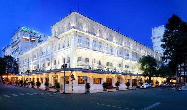 ホテル写真: Hotel Continental Saigon, ホーチミン