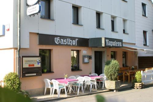 Hotelbilleder: Gasthof Napoleon, Selbitz