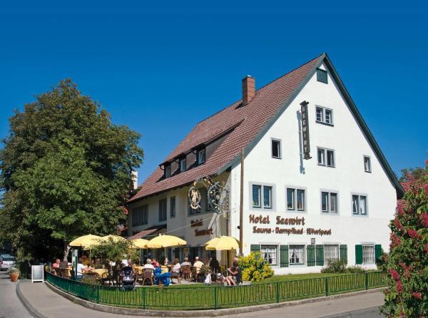 Hotelbilleder: Hotel Seewirt, Nonnenhorn